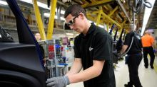 UK factory growth slows, price pressures rocket again - Markit PMI