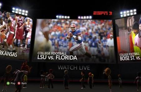 ESPN3 on Xbox 360 coming to Time Warner, Brighthouse customers soon