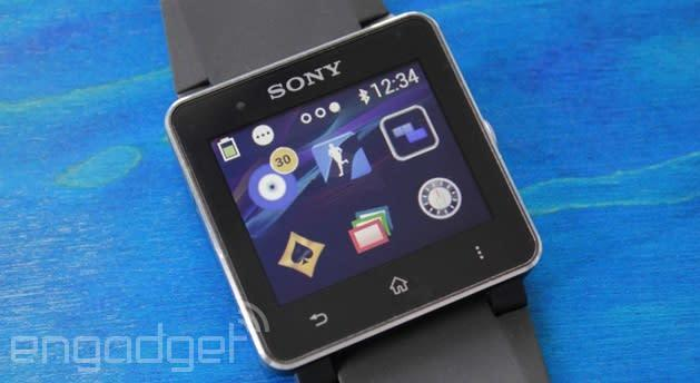 Sony turns down Android Wear in favor of its own smartwatch tech (update: for now)