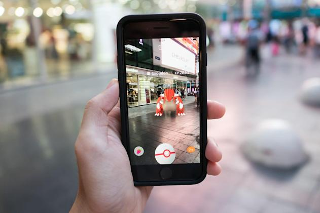'Pokémon Go' is testing high noon raids