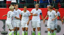 The USWNT best XI of the 2010s