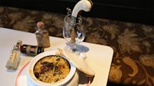 【山頂餐廳】米芝蓮一星大廚新搞作!英國×印度菜食堂 軍人風打卡餐廳
