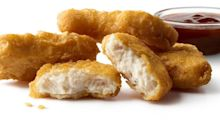 McDonald's Is Being Sued By a Man Who Was Injured By a Chicken McNugget