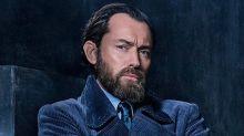 No, Jude Law's Dumbledore Still Isn't 'Explicitly' Gay in 'Fantastic Beasts' Sequel