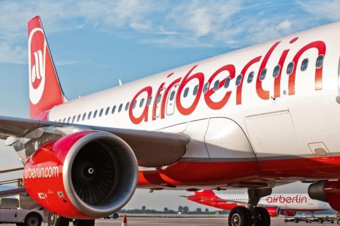 Air-Berlin-Flotte bald mit UMTS für Fluggäste