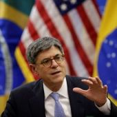 U.S Treasury's Lew says Colombia peace deal to boost investment, unlock new aid