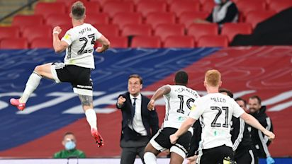 Welcome back: Fulham promoted to Prem