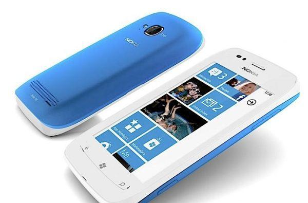 Nokia's Lumia 710 Windows Phone announced alongside the 800, hitting select markets by end of year