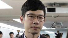 Hong Kong activist Nathan Law: 'I don't know when I'll go back'