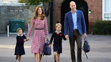 Princess Charlotte may stay home with brother Prince George when schools reopen