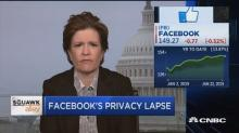 Kara Swisher: Facebook has endured a hit to its reputatio...
