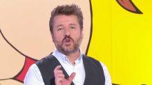 Les Z'amours : Bruno Guillon rappelle à l'ordre sa voix off qui vantait une émission... de TF1 ! (VIDEO)