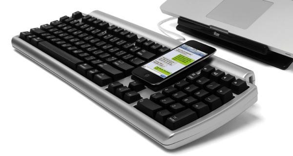 Matias One: hammer out an iPhone masterpiece on the best keyboard of the '90s