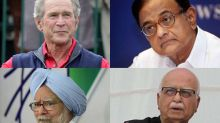 From George Bush to G V L Narasimha Rao, leaders who were attacked with shoes