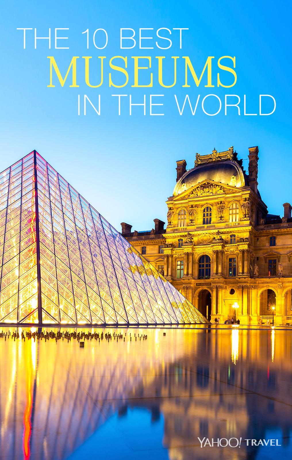 The 10 best museums in the world on tripadvisor for Top ten museums in the world