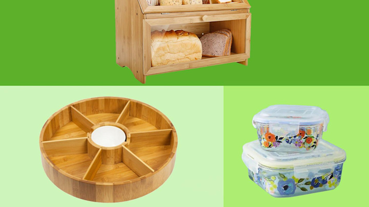 Best food storage containers from plastic boxes to glass jars