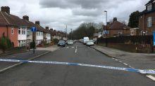 Pensioner, 78, arrested after 'intruder is stabbed to death during London burglary'