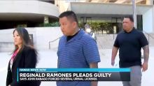 Ex-officer in Hawaii sentenced for making man lick urinal