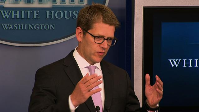 Carney concedes some WH criticism is