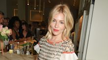 Sienna Miller Brings Fashion Drama to the Theater in Chanel