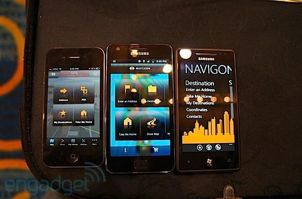 Navigon demos upcoming MobileNavigator for iOS and Android, latest Windows Phone app (video)