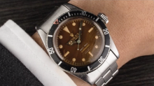 Bob's Watches and Sotheby's Collaborate on Rare Driving Watch Auction