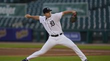 Casey Mize endures tough inning, early exit in loss to Indians: 'He'll be better for this'