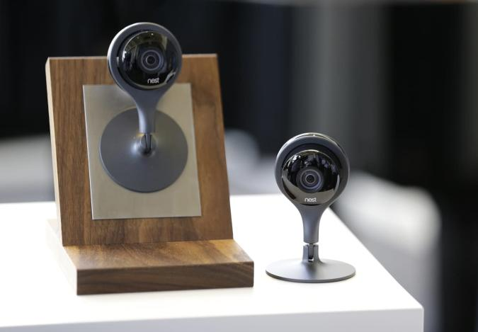 Nest is reportedly working on an outdoor security camera
