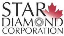 Star Diamond Corporation - Star - Orion South Diamond Project Five Trench Cutter Holes Complete to Date: Bulk Sampling Statistics
