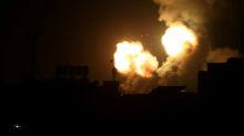 Frappes israéliennes contre le Djihad islamique en Syrie et à Gaza