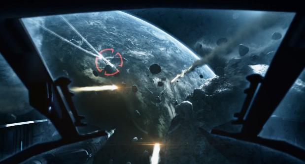 Oculus VR's first published game will be EVE: Valkyrie