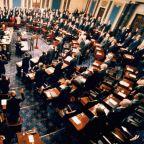 'Hear ye! Hear ye!': Ritual and 18th century language evoke history at Senate trial