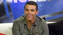 'Glee' Star Jacob Artist Answers Fan Twitter Questions
