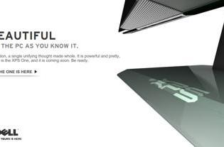 Dell teases the XPS One