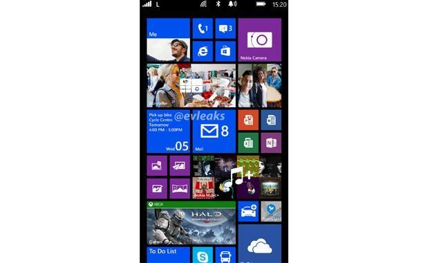 Alleged Nokia 'Bandit' screen grab adds fuel to large 1080p Lumia 1520 rumors (update: GDR3?)