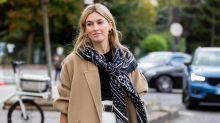 Las formas más originales de llevar pañuelo en otoño