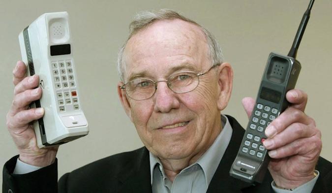 Motorola's phones: a visual history