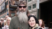 'Duck Dynasty' matriarch Kay Robertson hospitalized after family dog bit her in the face