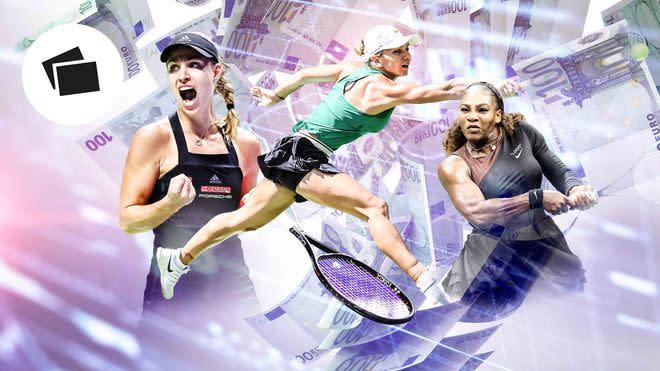 Tennis Preisgeld Rangliste