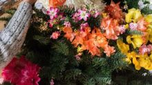 Flower-Covered Christmas Trees Are the Hot Holiday Trend: Here Are the Prettiest Examples