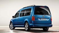 全新 Volkswagen Caddy Maxi 正式發表