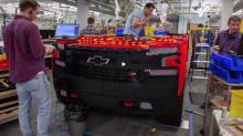 Chevrolet Silverado 與 LEGO 組裝實尺寸 Silverado 1500 LT Trail Boss