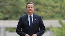 David Cameron criticises successor Theresa May over her management of Whitehall