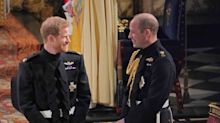 Hochzeitsstreich nach Royal Wedding: So legte Prinz William seinen Bruder Harry rein