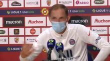 Foot - L1 - PSG : Tuchel : «On doit l'accepter»