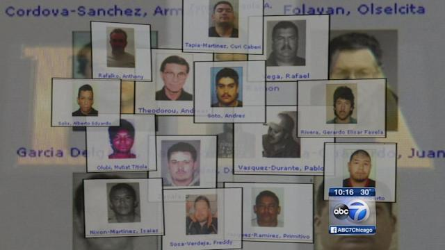 Operation Outlaws: Chicago DEA Most Wanted