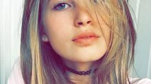 Teen Model Opens Up About Ovarian Cancer Diagnosis