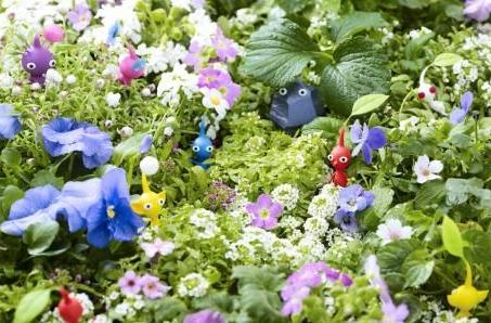 Report: Pikmin 3 gets stylus control option in new software update