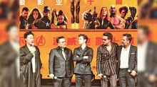 """China fans embarrassed by Marvel China's """"Avengers"""" event"""