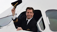Jay Leno on John Travolta's Boeing Business Jet: 'So far above first class'